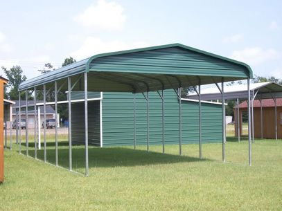 Carport Kits Maryland MD | DIY Metal Carports Iowa IA